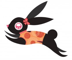 Cheongsam Rabbit