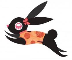 Cheongsam Rabbit