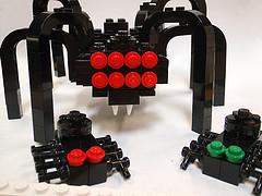 Lego Spiders
