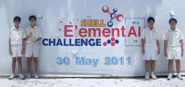 Shell Elemental Challenge
