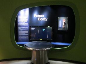Image of the Exhibit: The Future Body