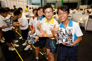 National Junior Robotics Competition