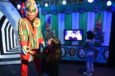 clown room
