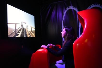 Roller Coaster AV